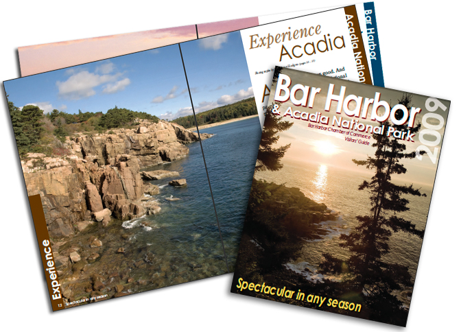 Bar Harbor Chamber of Commerce 2009 Guide Book